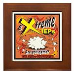 Extreme IEPs Framed Tile