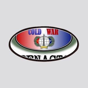 Cold War Reenactor Patches
