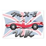 MX-5 UK MK II Postcards (Package of 8)