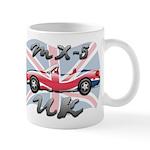 MX-5 UK MK II Mug