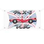 MX-5 UK MK II Banner