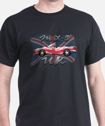MX-5 UK MK II T-Shirt