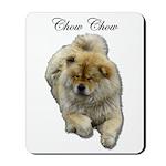 Chow Chow Dog Mousepad