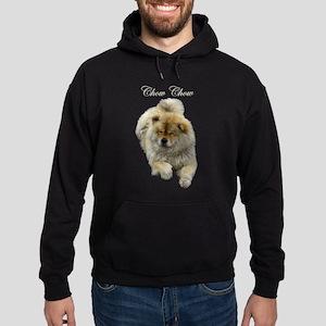 Chow Chow Dog Hoodie (dark)