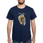 Chow Chow Dog Dark T-Shirt