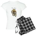 Chow Chow Dog Women's Light Pajamas