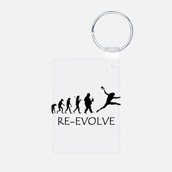 Re-Evolve Keychains