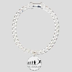 Re-Evolve Charm Bracelet, One Charm