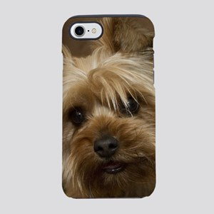Yorkie Puppy iPhone 7 Tough Case