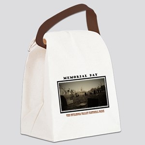 10602-16-L Canvas Lunch Bag