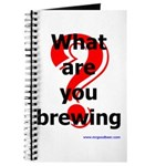 What Are You Brewing? Journal