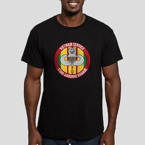Vietnam 173rd Airborne Master Men's Fitted T-Shirt