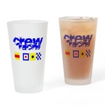 'Race 2 Win' in this Pint Glass