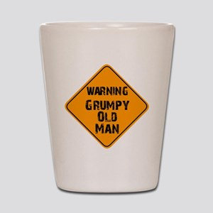 THe Grumpy Shot Glass