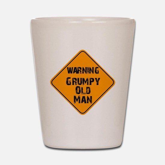 THe Grumpy Shot Glass