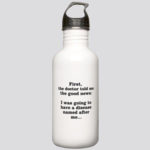 The Good News Stainless Water Bottle 1.0L