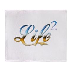 The² Life Throw Blanket