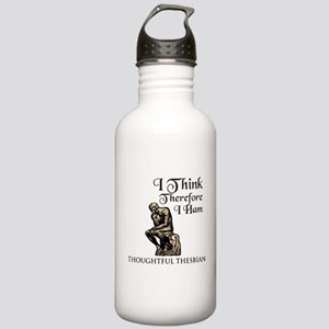 The Pensive Actor's Stainless Water Bottle 1.0L