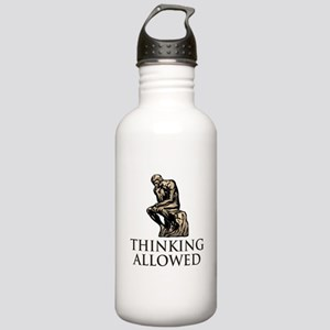 The Thinker's Stainless Water Bottle 1.0L