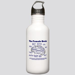 The Thinking Woman's Stainless Water Bottle 1.0L