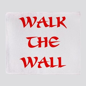 The Great Wall Throw Blanket