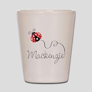 Ladybug Mackenzie Shot Glass