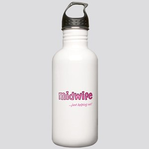 Just Help Out with this Stainless Water Bottle 1.0