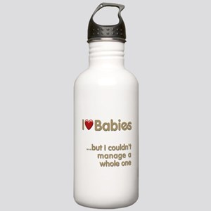 The Baby Catcher's Stainless Water Bottle 1.0L