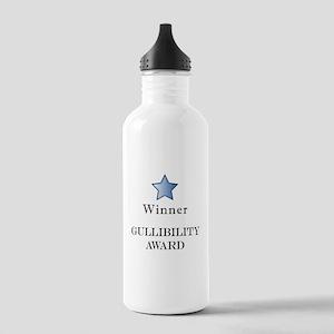 The GullibIlity Award - Stainless Water Bottle 1.0