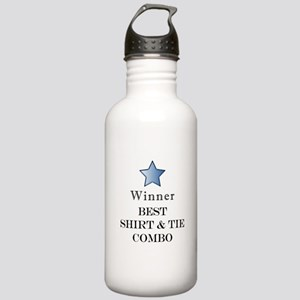 The Snappy Dresser Award - Stainless Water Bottle