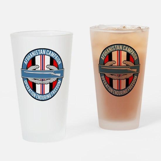 OEF and CIB Pint Glass