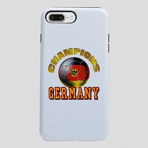 German Soccer Champions iPhone 7 Plus Tough Case
