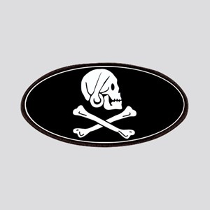 Henry Every's Pirate Flag Patches