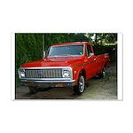 1971 Truck 22x14 Wall Peel
