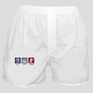 Eat Sleep Tennis - Man 2 Boxer Shorts