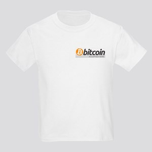 Bitcoins-7 Kids Light T-Shirt