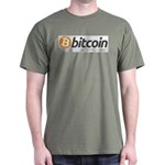 Bitcoins-7 Dark T-Shirt