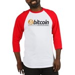 Bitcoins-7 Baseball Jersey