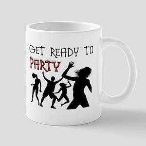 PARTY NOW Mug