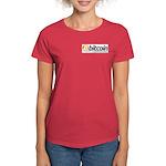 Bitcoins-7 Women's Dark T-Shirt