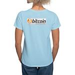 Bitcoins-7 Women's Light T-Shirt