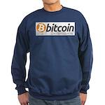 Bitcoins-7 Sweatshirt (dark)