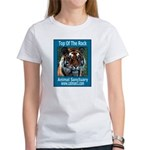 Ladie's Top of the Rock T-shirt