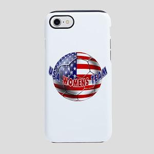 US Womens Soccer iPhone 7 Tough Case