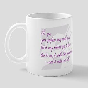 Stinky Perfume Mug