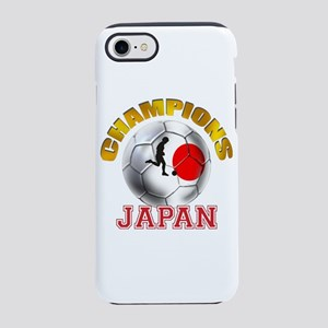 Japanese Soccer iPhone 7 Tough Case