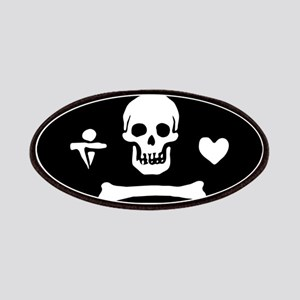 Stede Bonnet's Pirate Flag Patches