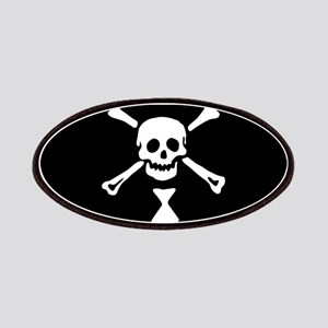 Emanuel Wynn's Pirate Flag Patches