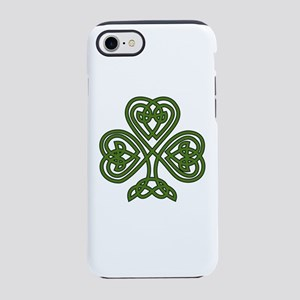 Celtic Shamrock - St Patricks iPhone 7 Tough Case