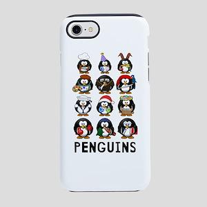 Penguins iPhone 7 Tough Case